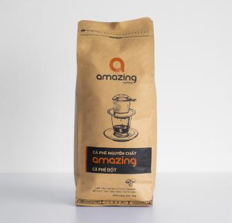 Cà phê bột robusta 100% (1kg)